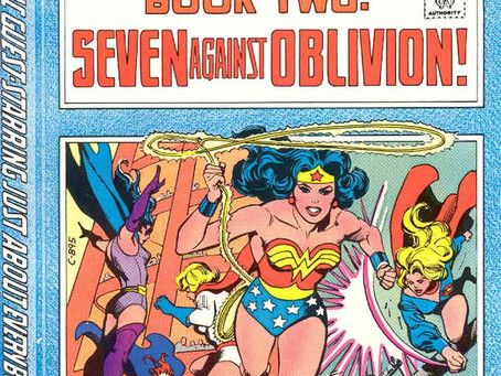 Freedom Fighters Pt. 21: Wonder Woman #291-293