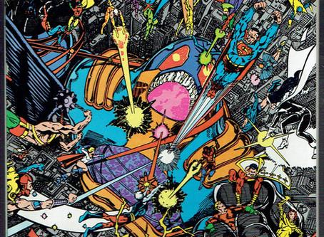 Crisis on Infinite Earths #12: Pt. 99