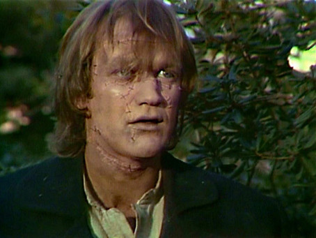 TV Terror Guide: Dan Curtis' Frankenstein (1973)