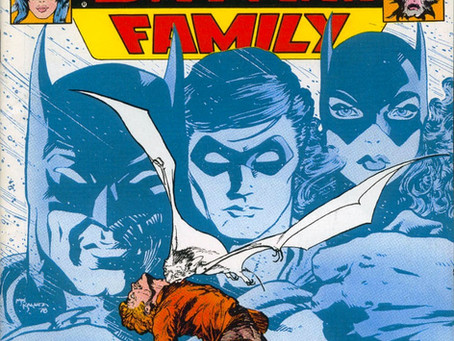 Man-Bat Pt. 20: Batman Family #19