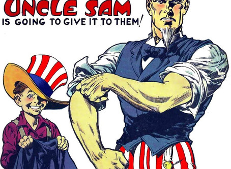 Uncle Sam & the Freedom Fighters: Preview