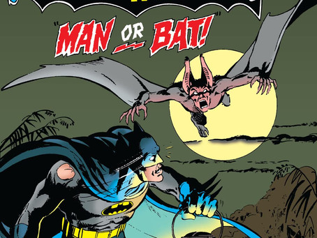 Man-Bat Pt. 2: Detective Comics #402