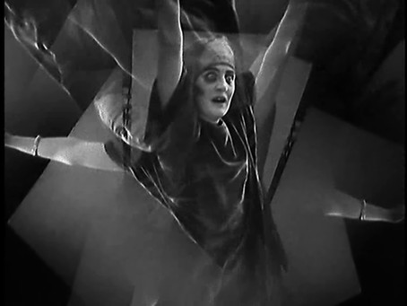 Review: The Fall of the House of Usher (1928)