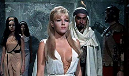 Hammer Adventure: The Vengeance of She (1968)