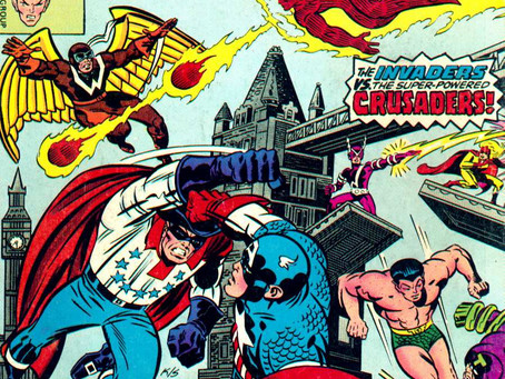 Freedom Fighters Pt. 13: The Invaders #15