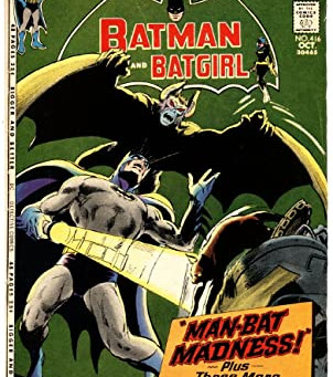 Man-Bat Pt. 4: Detective Comics #416