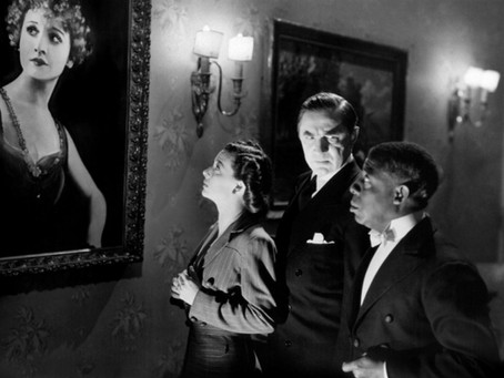Countdown to Halloween: Invisible Ghost (1941)