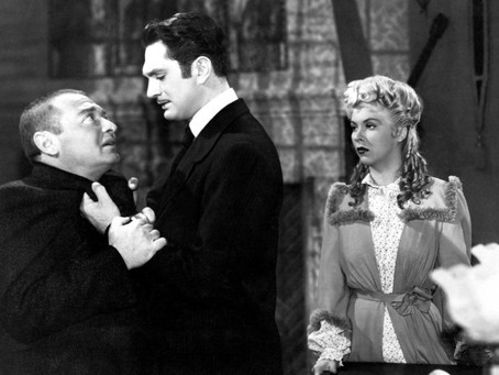 Mini-Review: The Beast with Five Fingers (1946)