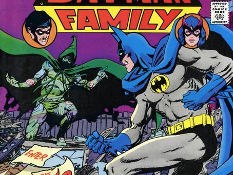 Man-Bat Pt. 21: Batman Family #20