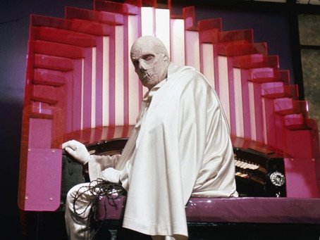 Reviews: The Abominable Dr. Phibes (1971) & Dr. Phibes Rises Again (1973)