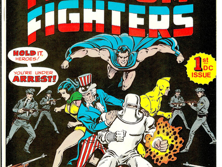 Freedom Fighters Pt. 3: Freedom Fighters #1