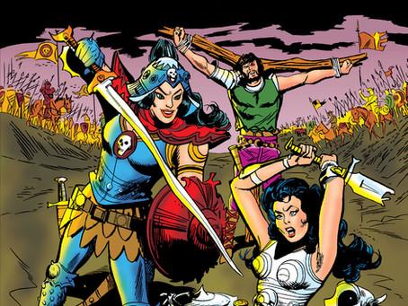 Wonder Woman w/o Powers Pt. 18: Wonder Woman #192