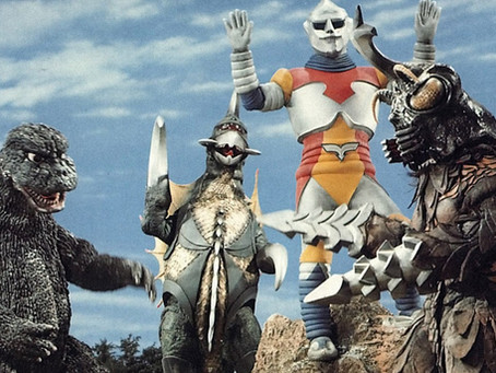 Movie of the Week: Godzilla vs. Megalon (1973)