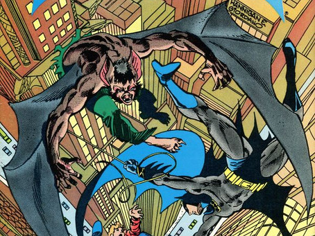 Man-Bat Pt. 31: Batman #361