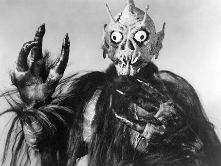 Movie of the Week: Frankenstein Meets the Spacemonster (1965)