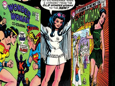 Wonder Woman w/o Powers Pt. 17: Wonder Woman #191