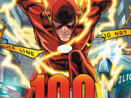 Flash: 100 Greatest Moments