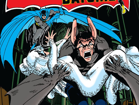 Man-Bat Pt. 3: Detective Comics #407