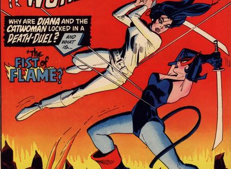 Wonder Woman w/o Powers Pt. 27: Wonder Woman #201