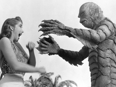 Universal Monsters: Creature from the Black Lagoon (1954)