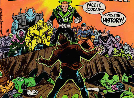 Crisis on Infinite Earths #12: Pt. 96