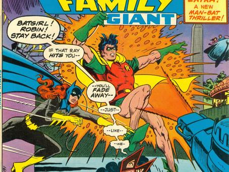 Man-Bat Pt. 15: Batman Family #14