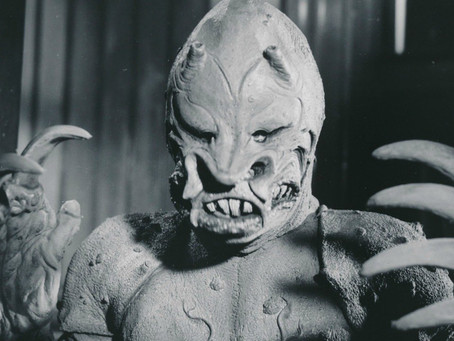Countdown to Halloween: The Monster of Piedras Blancas (1959)