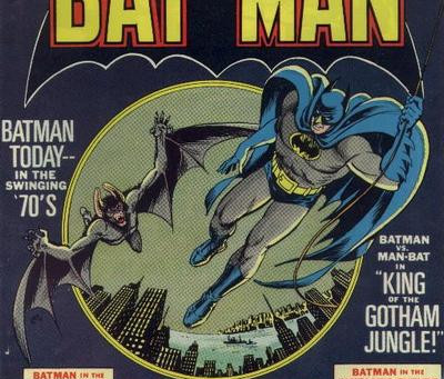 Man-Bat Pt. 6: Batman #254
