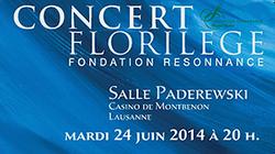 Concert Florilège