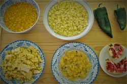 Ingredientes chile en nogada