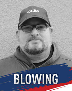 Adam Blowing - Head Coach