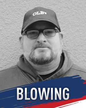 Adam Blowing - Head Coach