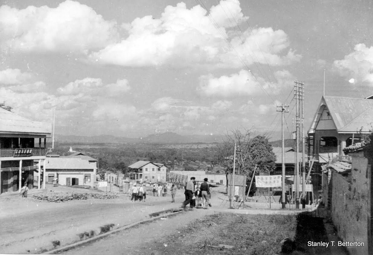 Lashio, Northern Burma 1941 - Hwa Ann Hotel (china001)
