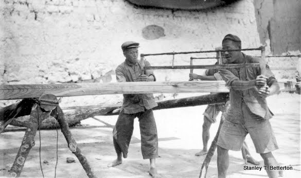 Traditional saw (china020)