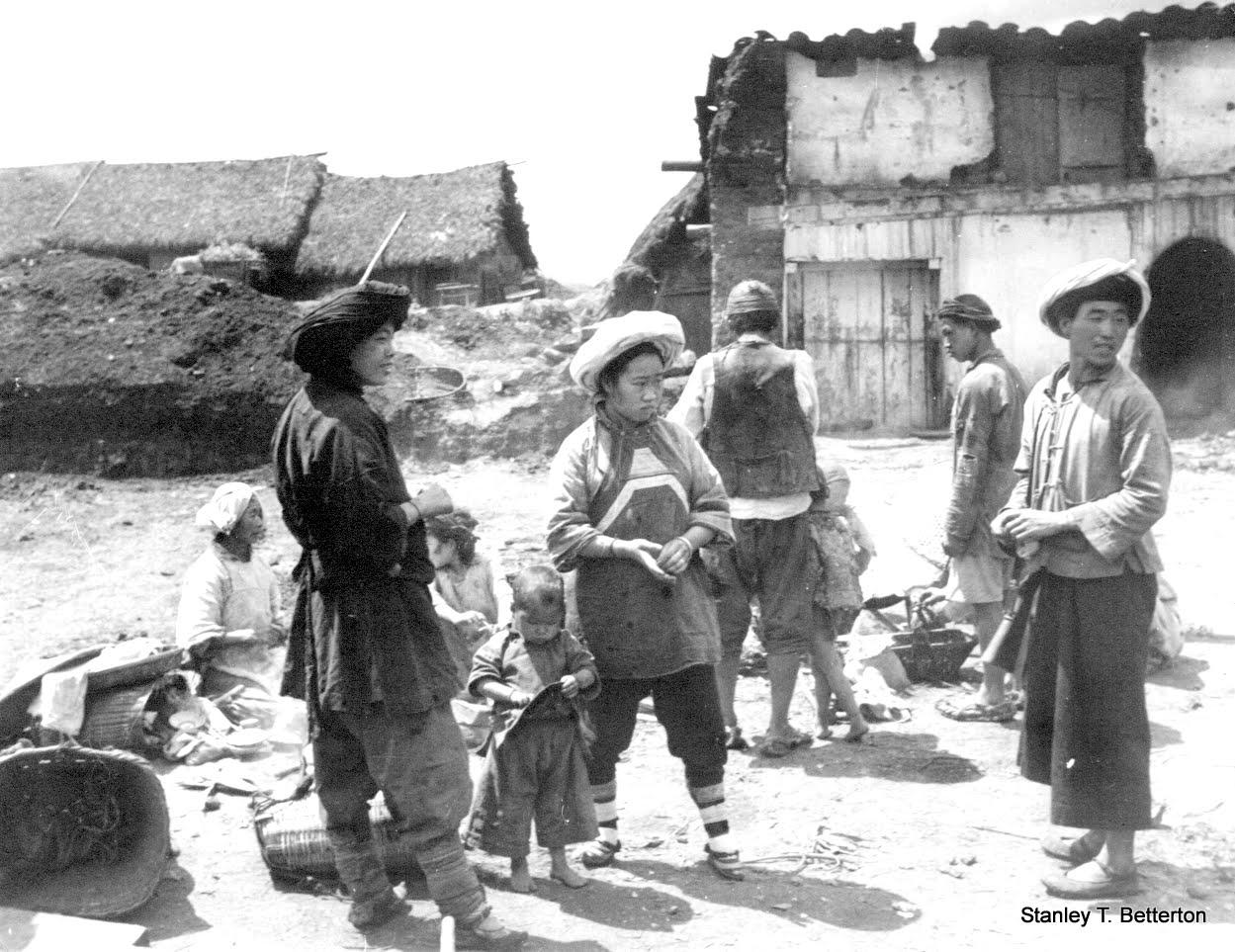 Hill Folk, Yunnan (china004)