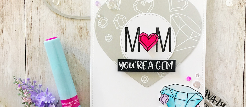 Because Mom Is the Perfect Gem| Geology Rocks