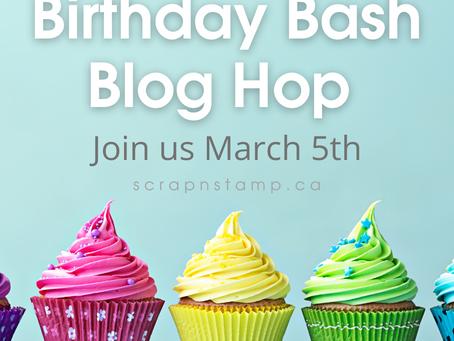 SNS Birthday Bash Blog Hop | Concord & 9th