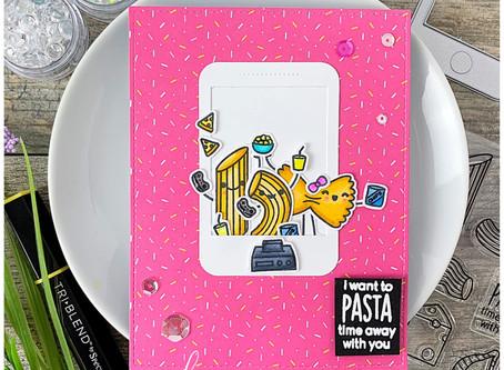 Let's Pasta Time Together! | #spreadjoynotgermsOfficial Blog Hop