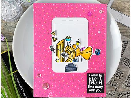 Let's Pasta Time Together!   #spreadjoynotgermsOfficial Blog Hop