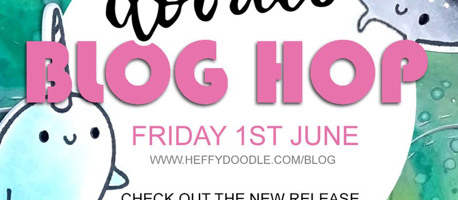 Heffy Doodle June 2018 Release Blog Hop