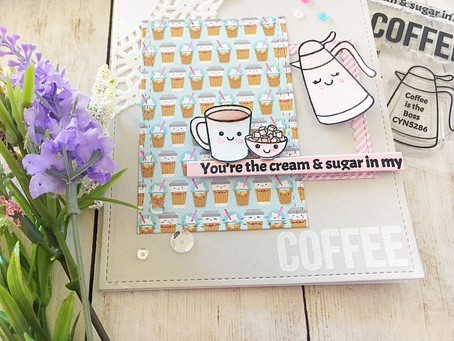 You're The Cream & Sugar In My Coffee – YNS Challenge 88|SSS Monday Challenge