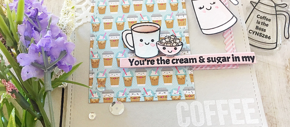 You're The Cream & Sugar In My Coffee – YNS Challenge 88 SSS Monday Challenge