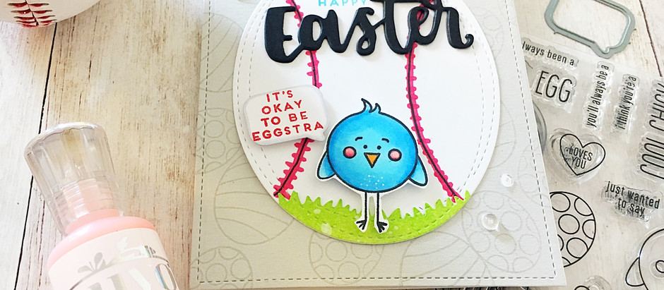 "Celebrating Easter with The Blue Jays|SSS Wednesday Challenge ""Anything Goes"""
