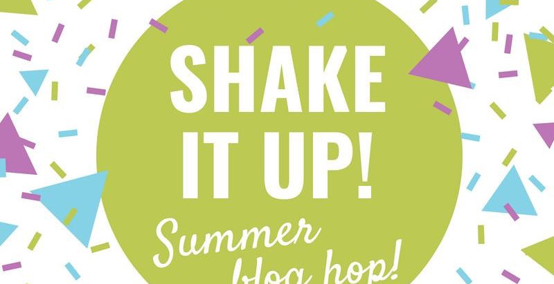 Shake Up Summer With Flora & Fauna |SNS August Blog Hop