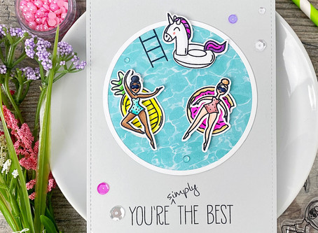 You're Simply The Best! | Avery Elle Splash
