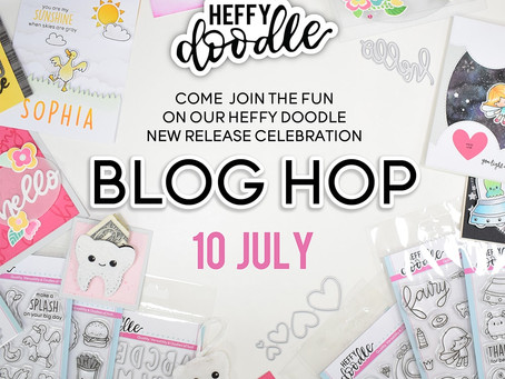 You're Absotoothly Awesome!|Heffy Doodle New Release Blog Hop