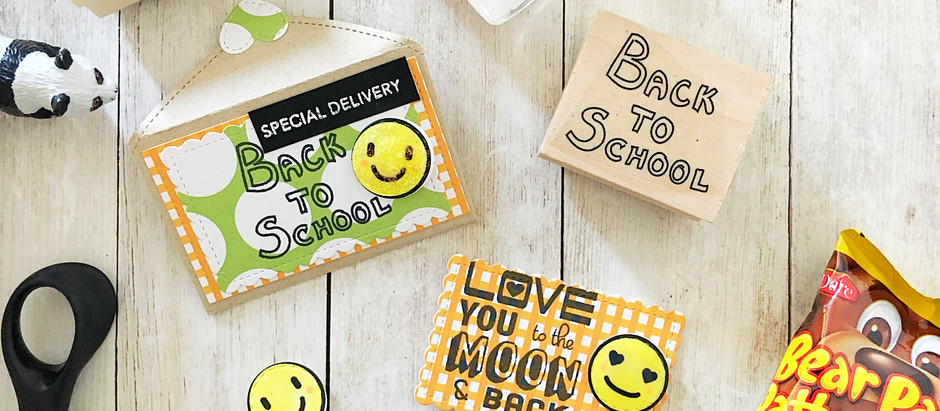 Back to School with Simply Stamps