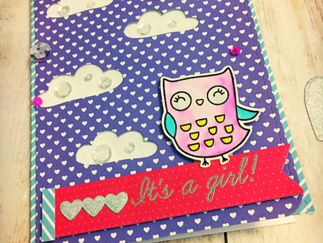 SSS Monday Challenge with MFT Stamps and Family Day Adventures