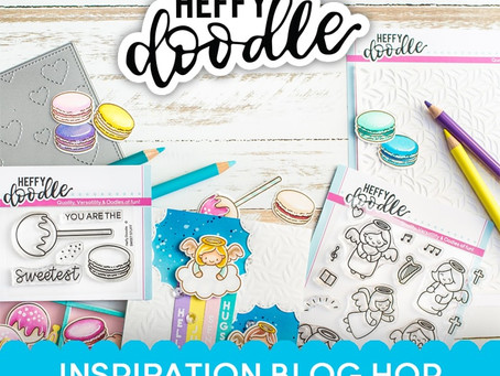 You Hog My Heart, MOM!   Heffy Friends Blog Hop