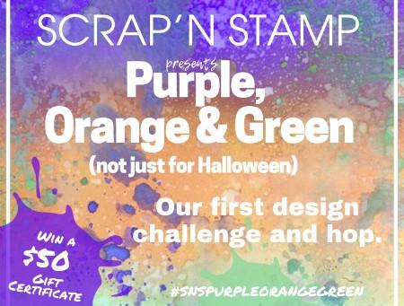 SNS Spooktacular October Blog Hop with MFT